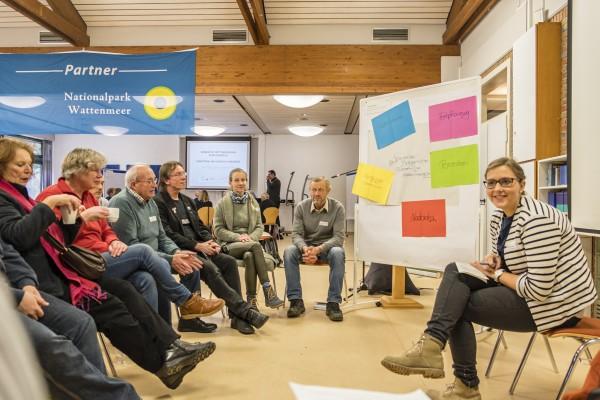 """Internationale Partner Fortbildung """"Logistik-Regionale Produkte im Biosphärenreservat"""""""