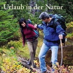 Touristische Angebotsbroschüre als Vermarktungsplattform für Partnerbetriebe der Nationalen Naturlandschaften