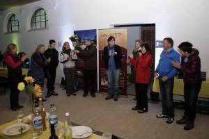 Partner-Treffen im Biosphärengebiet Schwäbische Alb (Foto: Biosphärengebiet Schwäbische Alb)