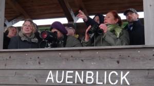 """Exkursion zur Deichrückverlegung am """"Bösen Ort"""" in Lenzen - Foto: Stephanie Schubert"""