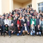 """rund 90 Teilnehmerinnen und Teilnehmer nahmen am Dialogforum """"PArtner der Nationalen Naturlandschaften"""" teil - Foto: Simone Ahrend"""