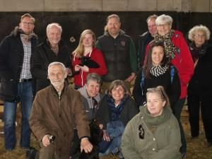 """Vertreter der Tourismusorganisation """"Visit Sydsjᴁlland Møn"""""""
