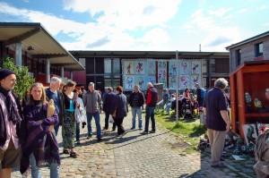 Biosphäre-Schaalsee-Markt - Foto: Elke Dornblut