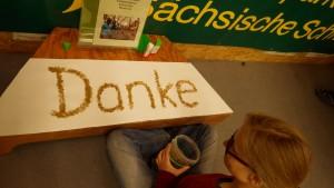 Danke! - Foto: Nationalpark Sächsische Schweiz