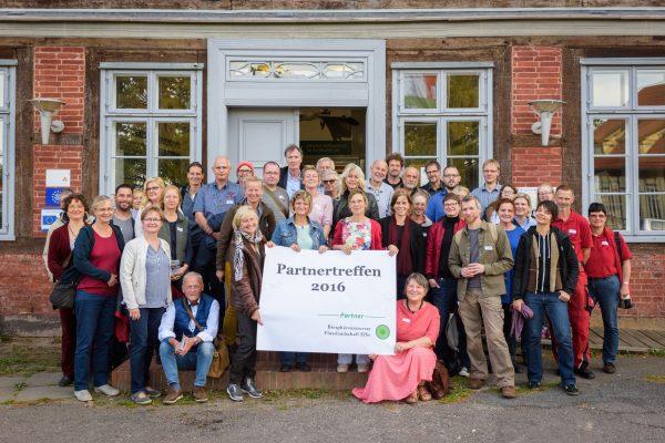 "Partner ""on tour"" im UNESCO-Biosphärenreservat"