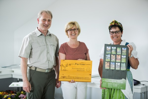 "WaldResort Hainich ist neuer ""Nationalpark-Partner"""