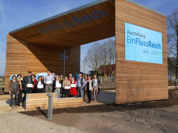 Sieben neue Partner bereichern das UNESCO-Biosphärenreservat Flusslandschaft Elbe