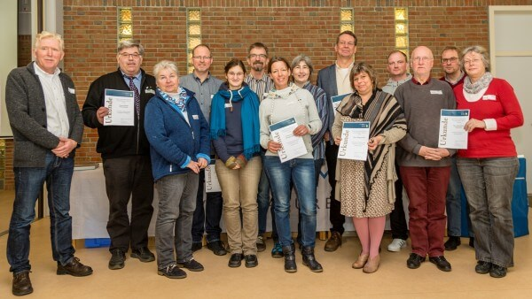 """Beste """"Umweltchecker"""" auf Jahrestreffen der Nationalpark-Partner des Nationalparks Schleswig-Holsteinisches Wattenmeer prämiert"""