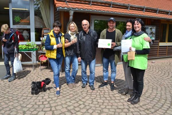 Auszeichnung von zwei Unternehmen im Biosphärenreservat Spreewald