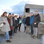 Gäste Biosphärenreservat Thüringen im Haus der Flüsse Havelberg