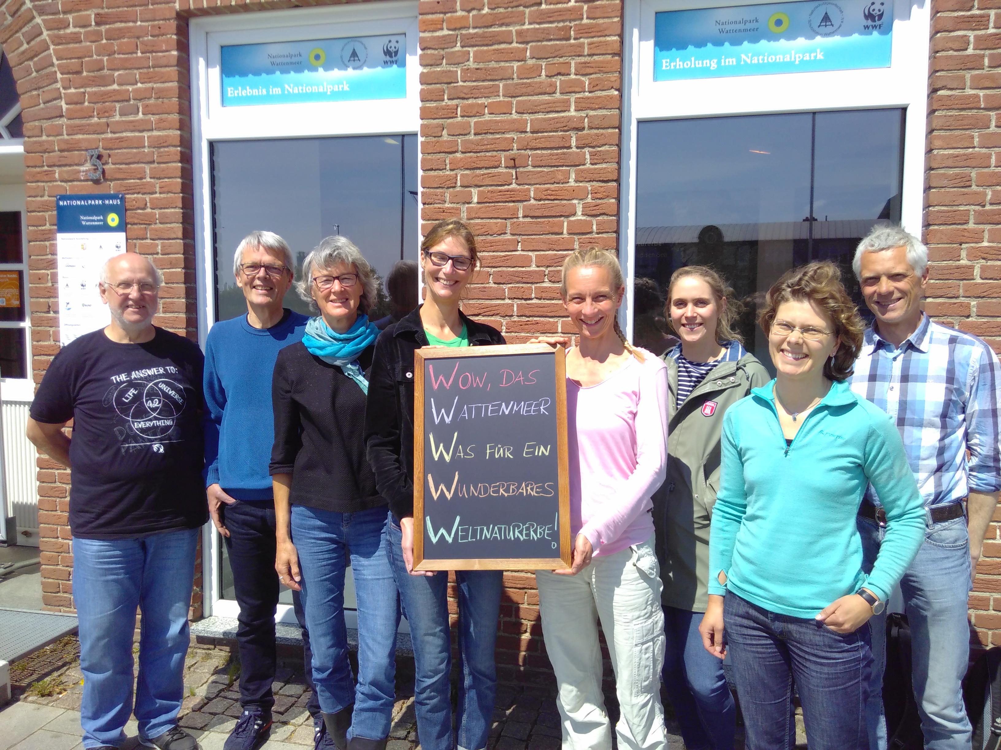 10 Jahre Weltnaturerbe Wattenmeer – viel gefeiert!