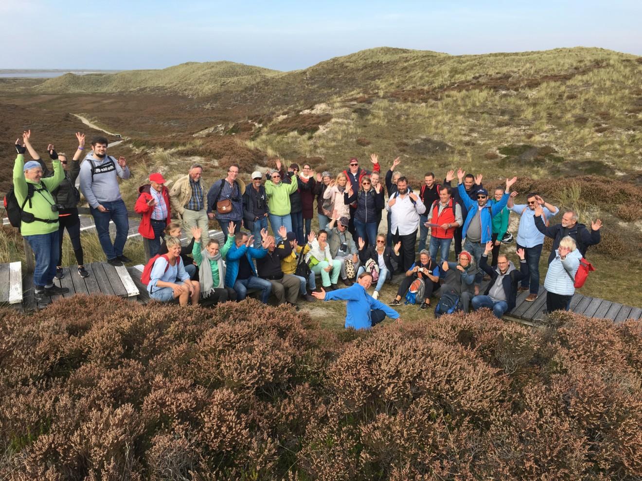 Partner-Exkursion auf die Insel Sylt