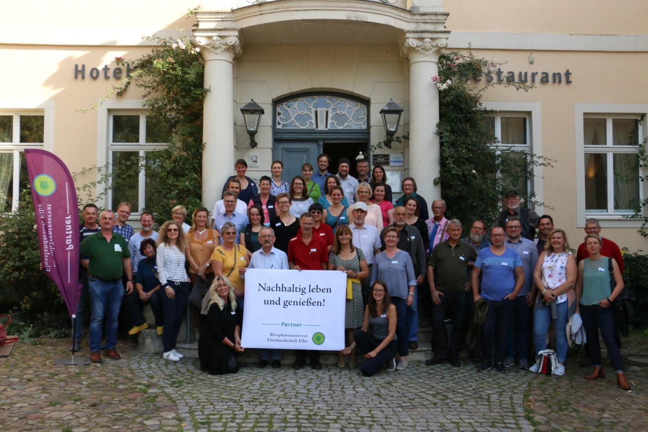 Zu Gast bei Brandenburger Partnern